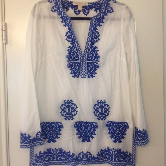 Michael kors tunic summer dress Small